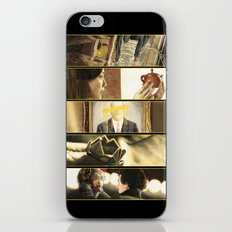 The Blind Banker iPhone & iPod Skin