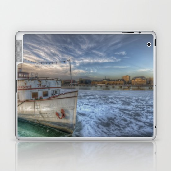 Forgotten restaurant  Laptop & iPad Skin