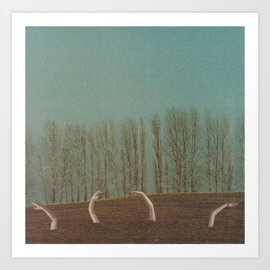 Deep Ecology Art Print
