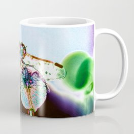 DRAGONFLY MAGENTA Coffee Mug