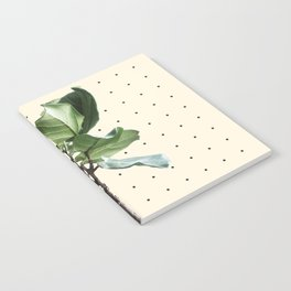 Home Ficus Notebook
