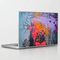 new jersey Laptop & iPad Skins featuring New Jersey by Aniko Gajdocsi