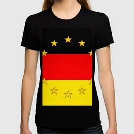 German European Union Flag T-shirt