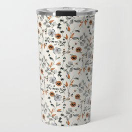 Floral pattern Flowers Travel Mug