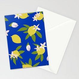 Lemony Pattern No 01 Stationery Cards