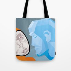 Dr. Phipp's Crystal Man Tote Bag