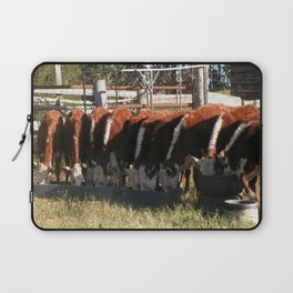 All Lined Up. Laptop Sleeve