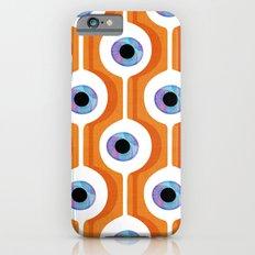 Eye Pod Orange Slim Case iPhone 6s