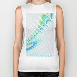 Rippled Arches Biker Tank