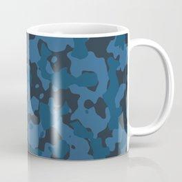 Deep Sea Camouflage Coffee Mug