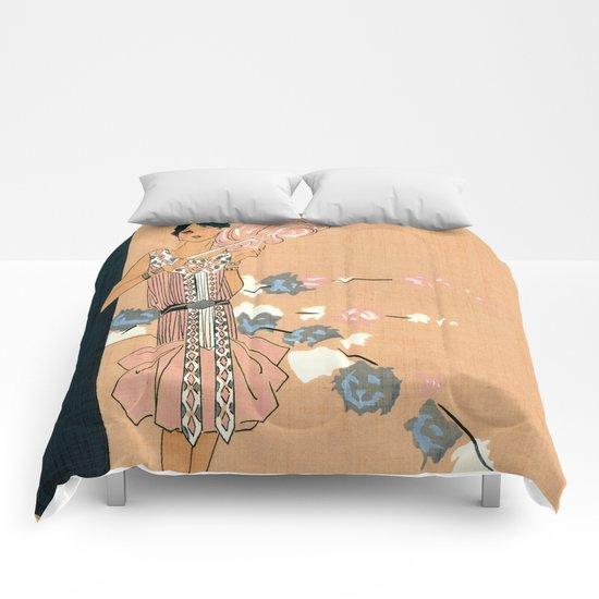 Très Jolie Comforters