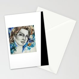 Portrait of LDR Stationery Cards