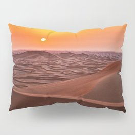 Sun desert 4 Pillow Sham
