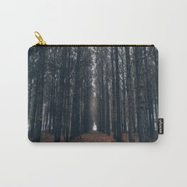 Cathedral of Pines Carry-All Pouch