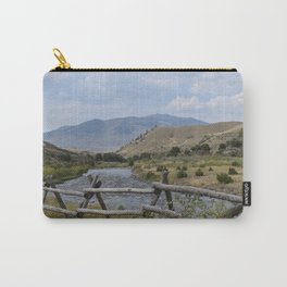 Boiling River Carry-All Pouch