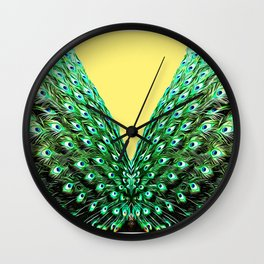 Number 25 Wall Clock