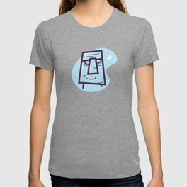 Moai - Easter Island New Retro T-shirt