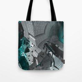 Fractaled Tote Bag