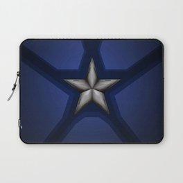 Captain Steve Rogers Laptop Sleeve