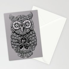 Ancient Owl Stationery Cards