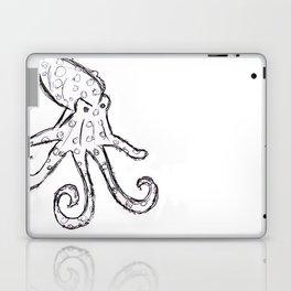 Octopus - Original Pen Ink Sketch Laptop & iPad Skin