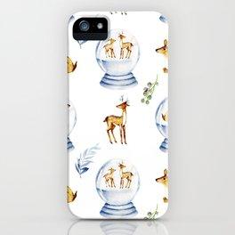 baby deer iPhone Case