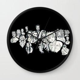 Litchfield State Penitentiary Wall Clock