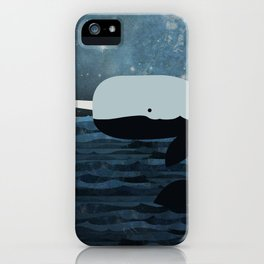 Whale Tales iPhone Case