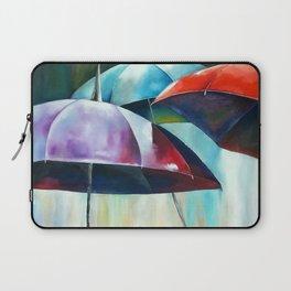 Umbrellas Laptop Sleeve