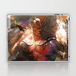 League of Legends GOD FIST LEE SIN Laptop & iPad Skin