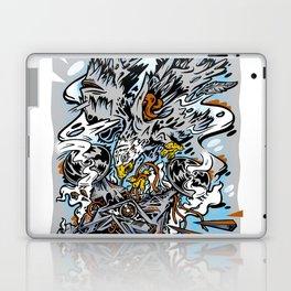 Eagle Vs Drone Laptop & iPad Skin