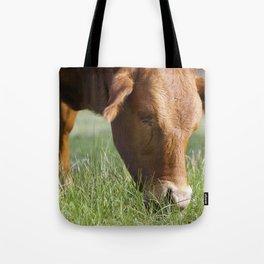 Ellen Grazing @ Happy Hooves Farm Sanctuary Australia Tote Bag