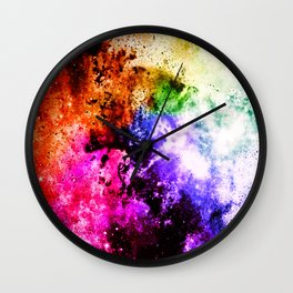 σ Al Niyat Wall Clock