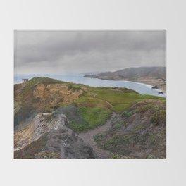 Ocean View Throw Blanket