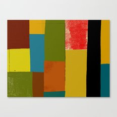NOLA Patches Canvas Print