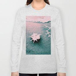 Shell on the beach 02 Long Sleeve T-shirt
