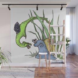 Snails II Wall Mural
