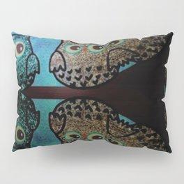 owl new collar 543 Pillow Sham