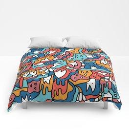 Kitty Kat Klub! Comforters