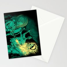 Zombies Attack Stationery Cards