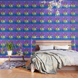 Ernest & Coraline | I love Northern Mariana Islands Wallpaper