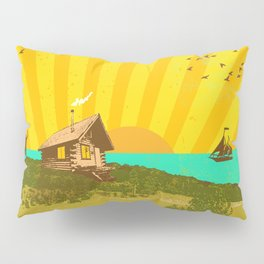 BETTER LAND Pt. 3 Pillow Sham