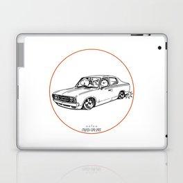 Crazy Car Art 0108 Laptop & iPad Skin