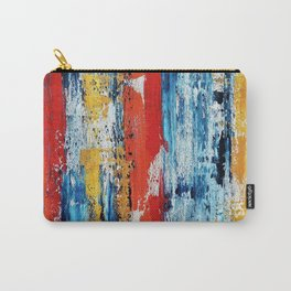 Primary Abstract - alisa grossutti 2017 Carry-All Pouch