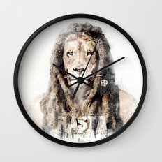 RASTASAFARI Wall Clock