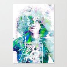 Ode To Badu Canvas Print