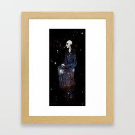 Space Dee Framed Art Print