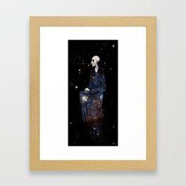 Space Dee Framed Art Print