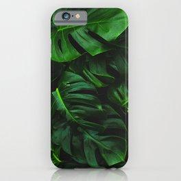 Green Design iPhone Case