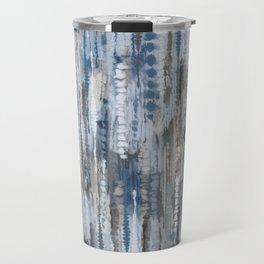Indigo Waters Tie Dye Travel Mug